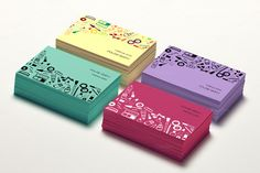 Business & Creative cards makeup by ircy on @creativemarket