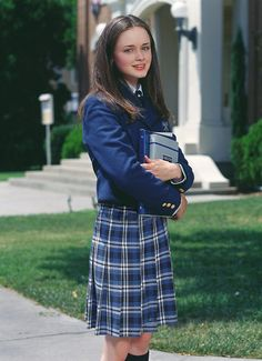 7 Rory Gilmore Outfits You Can Totally Copy | http://www.hercampus.com/style/7-rory-gilmore-outfits-you-can-totally-copy
