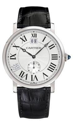 Rotonde de Cartier watch...