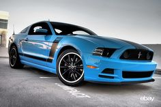 eBay | Review of the 2013 Ford Mustang Boss 302