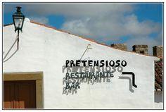 Pretensioso Bar & Restaurante @ Óbidos, Portugal