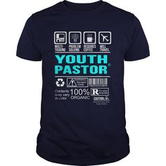 YOUTH PASTOR T-Shirts, Hoodies. SHOPPING NOW ==►…