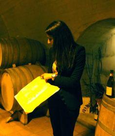 Conociendo la historia del Pergamino Vindel, en las Bodegas Martín Códax.  #historia #enoturismo #turismo #Galicia #happy #GaliciaMola #Cambados