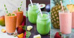 Tohle musíte začít konzumovat, pokud máte slabé nehty i vlasy Raw Food Recipes, Grapefruit, Cantaloupe, Smoothies, Detox, Health, Fitness, Image, Pineapple