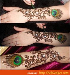 Latest-Beautiful -Mehndi-Collection-2013-For-Girls-07
