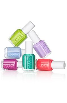 Essie Naughty Nautical Collection Summer We Need these Summer Nail Polish Summer Nail Polish, Essie Nail Polish, Nail Polish Colors, Summer Nails, Nail Polishes, Essie Colors, Gel Polish, Love Nails, How To Do Nails
