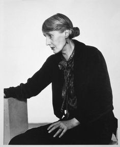 Portrait of Virgina Woolf by Man Ray