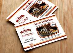 Festival da Cachaça - Restaurante À Mineira on Behance