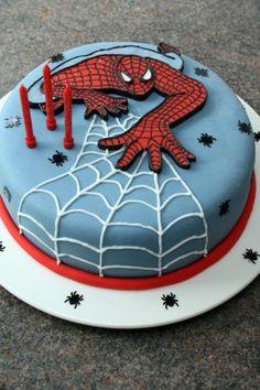 torta-spiderman-per-compleanno.jpg (362×544)