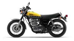 5 Minute Histories: The Yamaha SR400 & SR500