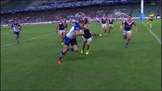 Sydney Roosters vs Canterbury Bulldogs, Highlights: NRL RD 2 , 2017