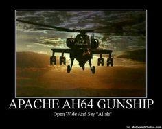 Military Humor (AH64)