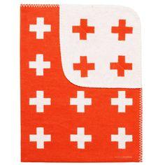 Feeling Positive about Swiss Cross Design