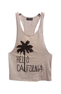 806817113c Popular Women s Hello California Tank