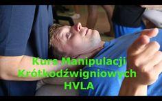 Terapia Manualna - Osteopatyczne manipulacje krótkodźwigniowe HVLA #41 FizjoTerapia HD