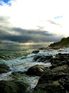 Lake Superior Michigan's UP