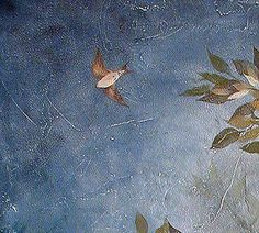 Wall mural stencils at great prices! Large collection of fresco mural stencils. Create a mural using our elegant stencil kits. Mural stencils, fresco stencils, floral stencils, bird stencils, tree stencils and more! Cutting Edge Stencils, Butterfly Stencil, Bird Stencil, Stencil Walls, Stenciling, Bar Design, Design Studio, Design Ideas, Stencil Patterns