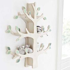 Woodland Tree Wall Shelf | JoJo Maman Bebe