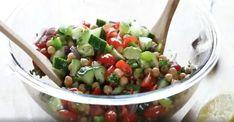 La meilleure salade de pois chiches qui soit