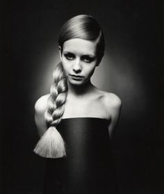 60s, Barry Lategan - Twiggy