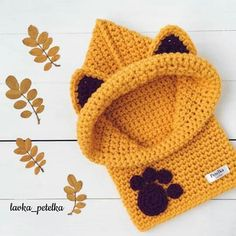 Best 12 Tina's handicraft : baby hat – SkillOfKing. Crochet Kids Hats, Baby Hats Knitting, Crochet Girls, Love Crochet, Baby Knitting Patterns, Diy Crochet, Crochet Clothes, Knitted Hats, Crochet Hats