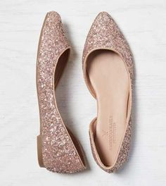 AEO Shimmery Flat - Buy One Get One 50% Off & Free Shipping