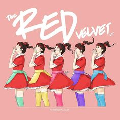 Red Velvet by Mobsupawat