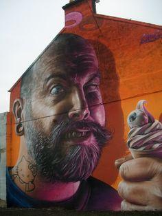 Street_art - Urban arts - Limerick - Irlanda
