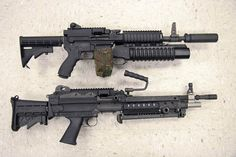 m249 | ... , the Shrike is still more than a pound lighter than the M249 SAW