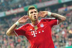 Mario Mandzukic (Bayern Munich)