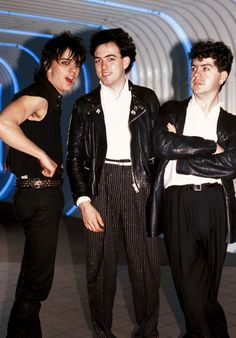 The Cure Photo Gallery | 1981 |