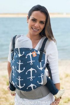 Tula Baby Carrier - Limited Edition Skipper