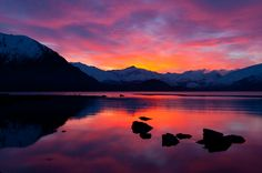 Wanaka Sunset by Andrew Duncan on 500px