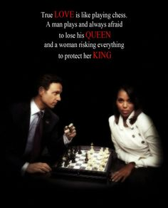 Scandal-love the picture and the saying so true