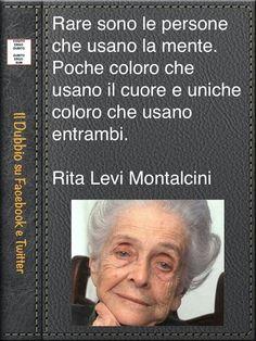 Rita Levi-Montalcini, 1909-2012.