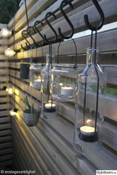 These little lights just add that little extra detail to the outdoors.. Note by sheldona357 || Cha Cha