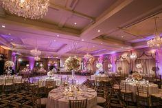 Pink Ballroom Glowing