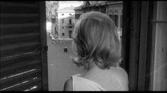 """""""Batan Güneş"""" filminden   From """"L'Eclisse"""" movie Yönetmen (Director): Michelangelo Antonioni"""
