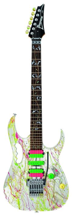 steve vai guitar pics - Google Search #IbanezGuitars