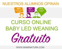 Curso online BLW