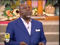 When God Says No - Part 2 Watch us every week at http://www.tdjakes.org/watchnow