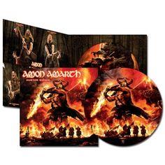 """AMON AMARTH """"Surtur Rising"""" (Second Pressing) Picture Disc"""