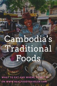 Save this article about Cambodia's street food to Pinterest. Macau Food, Asia Travel, Travel Tips, Asia City, Cambodian Food, Cambodia Travel, Travel Magazines, Wet And Dry, Foodie Travel