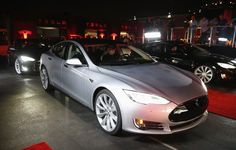 Tesla reveals 691-hp AWD Model S with autopilot, its most powerful model yet