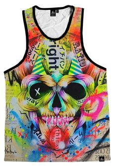 Rave Clothing & EDM Clothing, Rave Outfits & Wear for Festivals Tank You, Face, Mens Tops, Clothes, Outfits, Clothing, Kleding, The Face, Outfit Posts