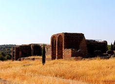 Ruínas romanas de São Cucufate By Fátima Ribeiro