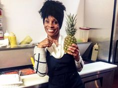"""We needed to bring this to a community that has so many health issues,"" says Babette Davis, the chef and co-owner of Stuff I Eat in Inglewood."