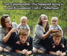 Fatherhood...