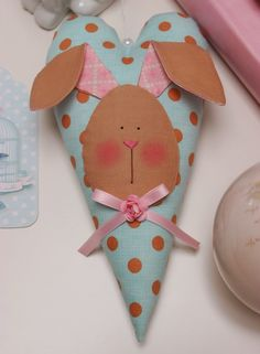 Vicky und Ricky: Bunny-Hearts for coming Easter
