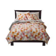 Room Essentials Hexagon Watercolor Comforter Set Quick Information